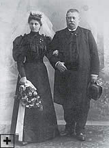 Georg und Therese Holzammer